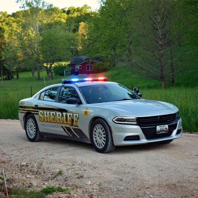 Miller County Sheriff's Department.