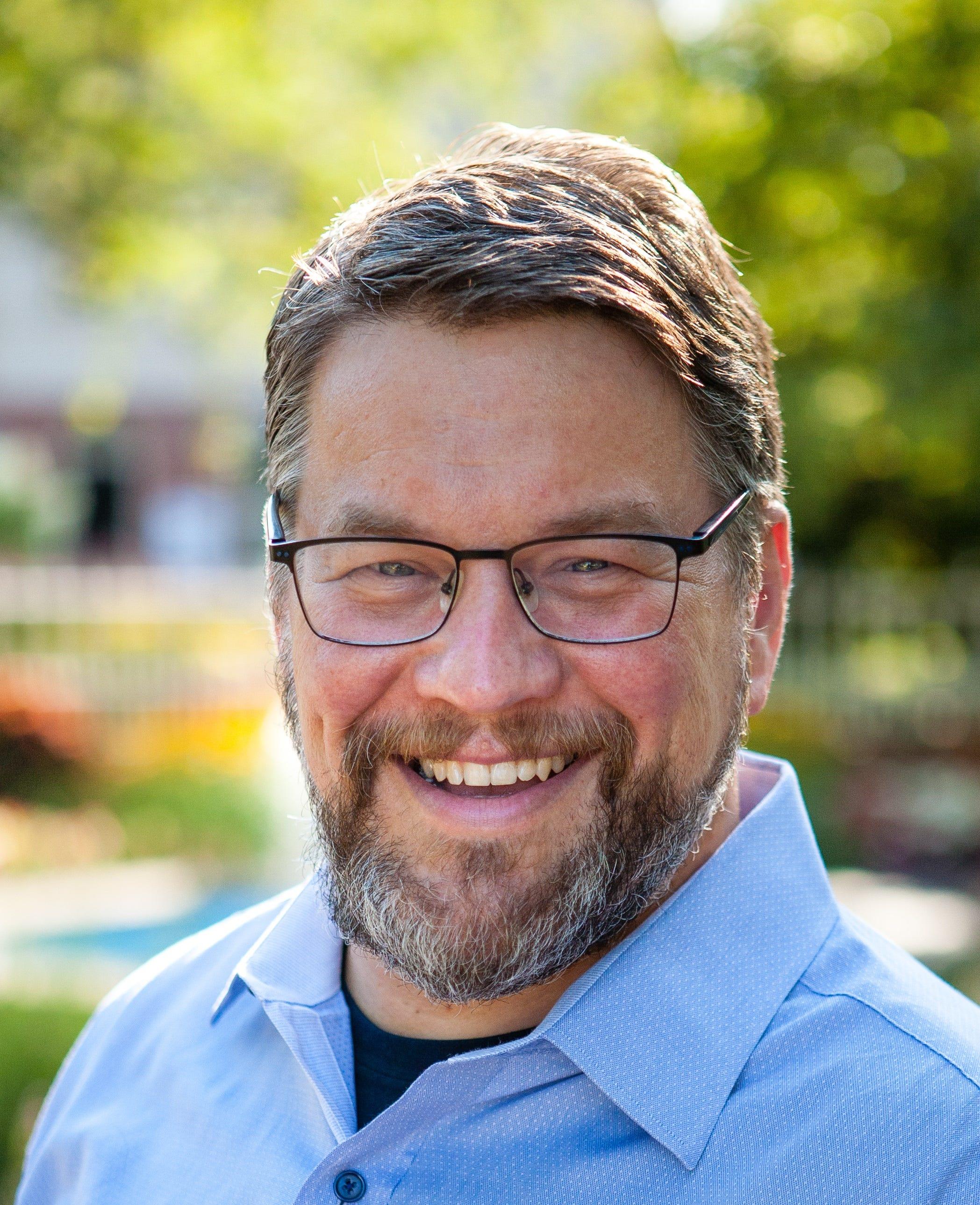 Cliff Lazenby, Portsmouth city councilor.
