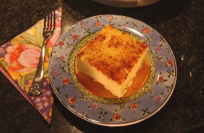 Rice Pie  for Easter is on the menu of Angelo's Civita Farnese restaurant on Federal Hill.