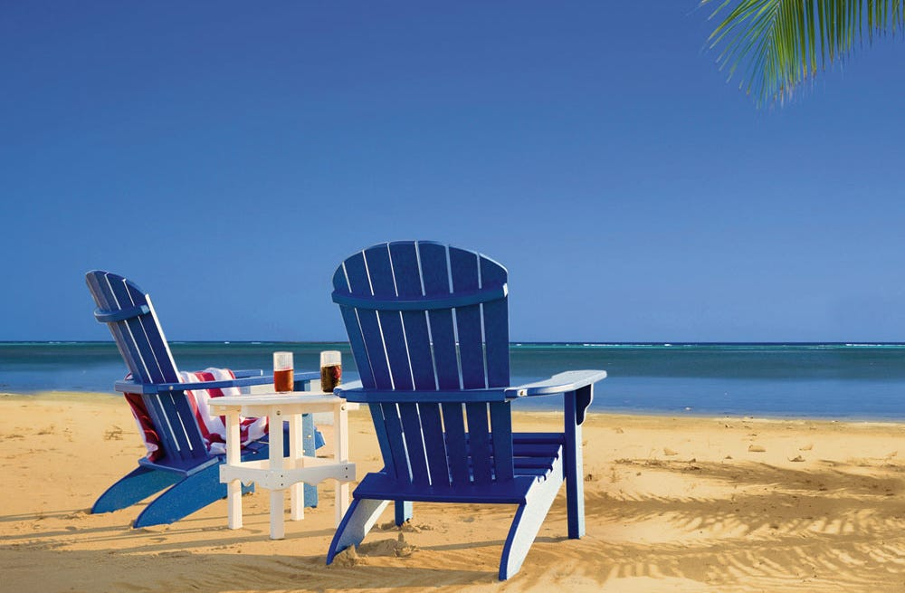 Advantages Of Hdpe Outdoor Furniture, Outdoor Furniture Rhode Island