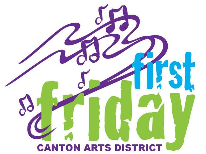 "First Friday events on April 2 in downtown Canton include art, music, an egg hunt for kids and the ""HOP"" family movie at the Canton Palace Theatre."