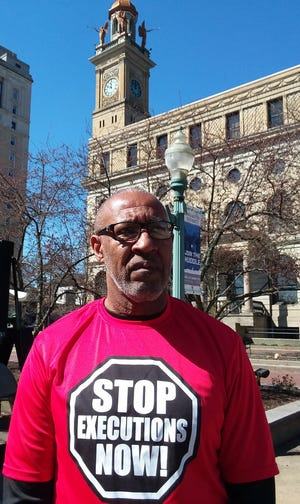After years of fighting for his brother's exoneration from a murder conviction, Charles Keith of Canton has become a professional death penalty abolitionist.