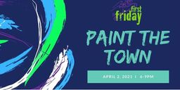 """First Friday events on April 2 include art, live music and the """"First Friday Family Movie"""" at the Canton Palace Theatre."""
