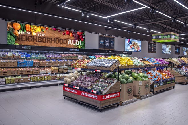 Aldi is opening its Venice store in Jacaranda Plaza this Thursday, April 1.
