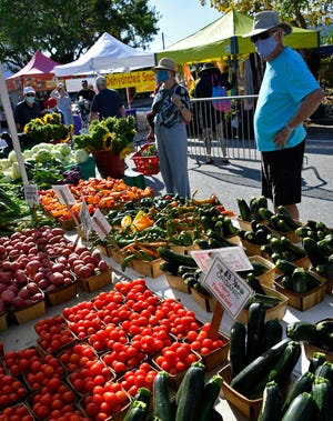 Event coordinators of the Liberty Farmers Market hope to bring in the community with its first big event on April 10.