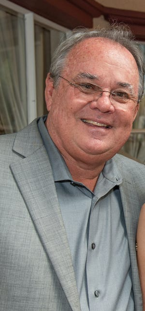 Mark Hawkins is running for the District 4 Sarasota County Commission seat.