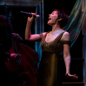 """Carole J. Bufford created and stars in the original cabaret show """"Vintage Pop!"""" which reopens Florida Studio Theatre after months of a coronavirus-forced shutdown."""