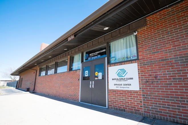 The Boys and Girls Clubs of Pueblo County Sprague Center at 2601 Sprague Ave.