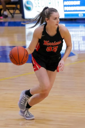 Worthington Christian's Katherine Weakley was named first-team all-state in Division III by the Ohio Prep Sportswriters Association.
