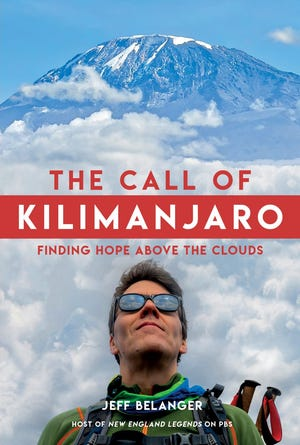 """Noted author, adventurer, journalist and explorer of the unexplained Jeff Belanger will be discussing his book, """"The Call of Kilimanjaro"""" during a virtual presentation on April 15."""