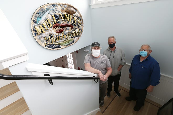 Mullaney's runs a fish market on Chief Justice Cushing Highwayin Cohasset and a second retail locationwith a processing plant in Scituate Harbor.