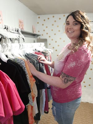 Jordan Groves dreams of moving her Big Dreams Boutique to a storefront.
