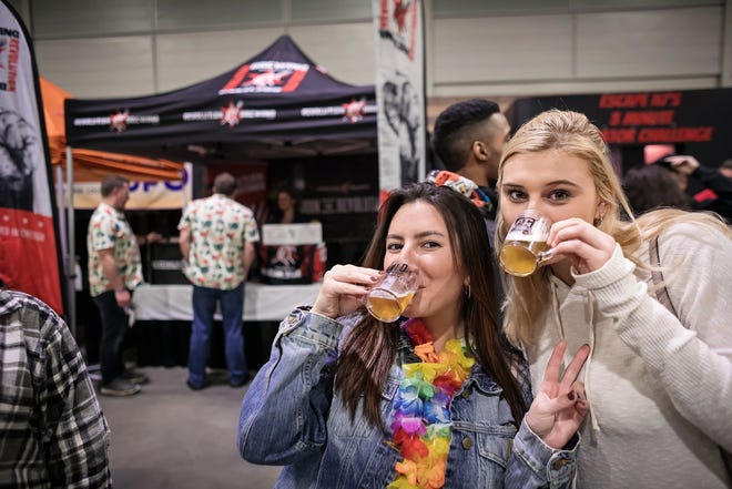 The Atlantic City Beer and Music Festival in 2019.