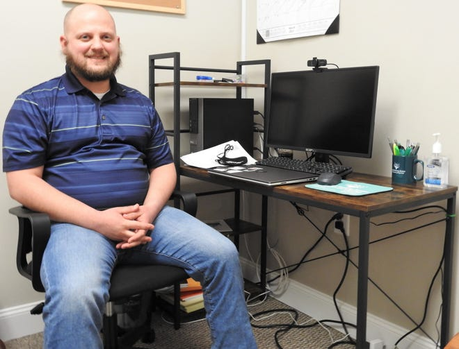 Flint Postle is the assistant director of services for Riverside Recovery Services, which recently opened a Coshocton outpatient office. The company has other offices in Mount Vernon and South Point. Postle said they saw the need in Coshocton when locals were using their services in Mount Vernon.
