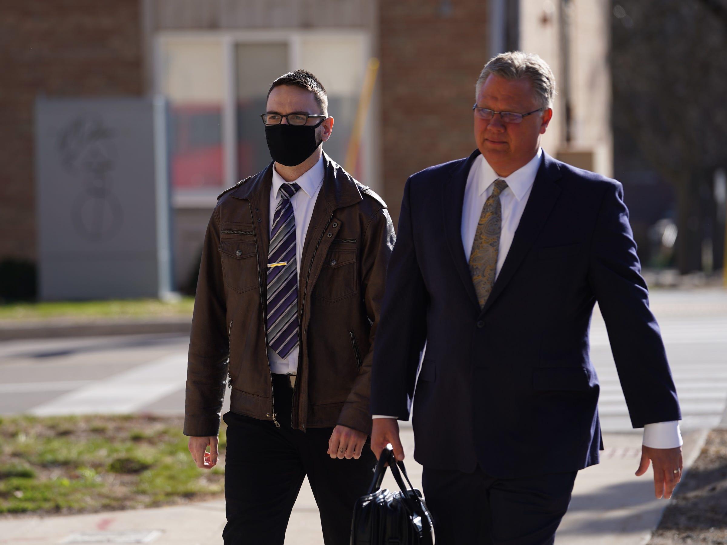 Michigan prosecutors: These messages show Whitmer plot defendants weren't entrapped