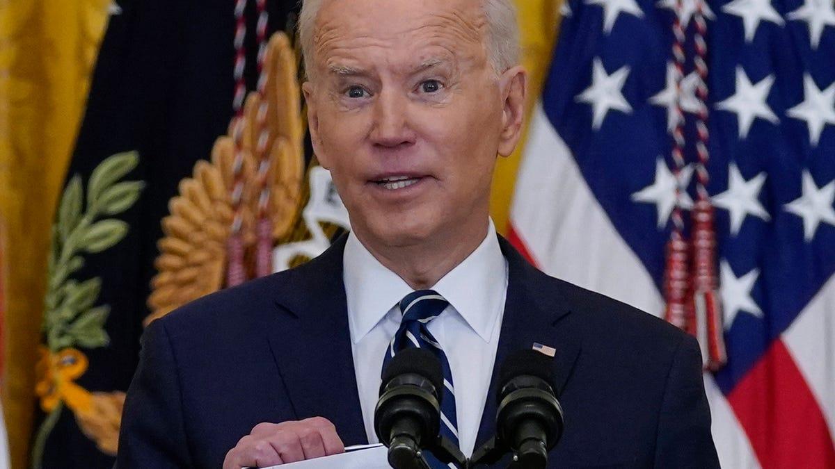 Biden economic plan to focus on infrastructure this week 3