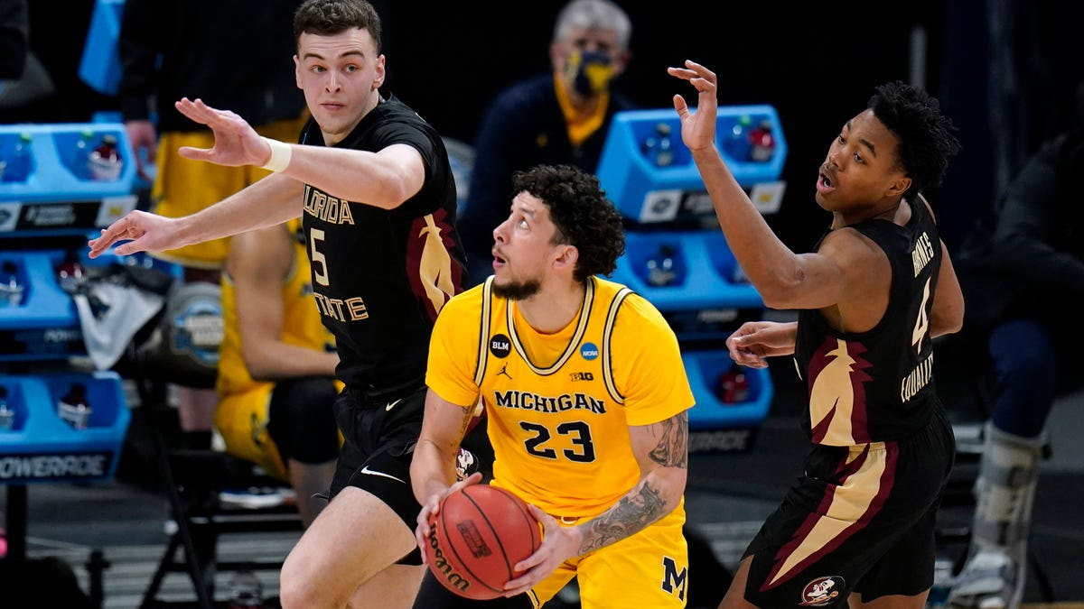 Niyo: Howard, Wolverines right where they belong in another NCAA run 1