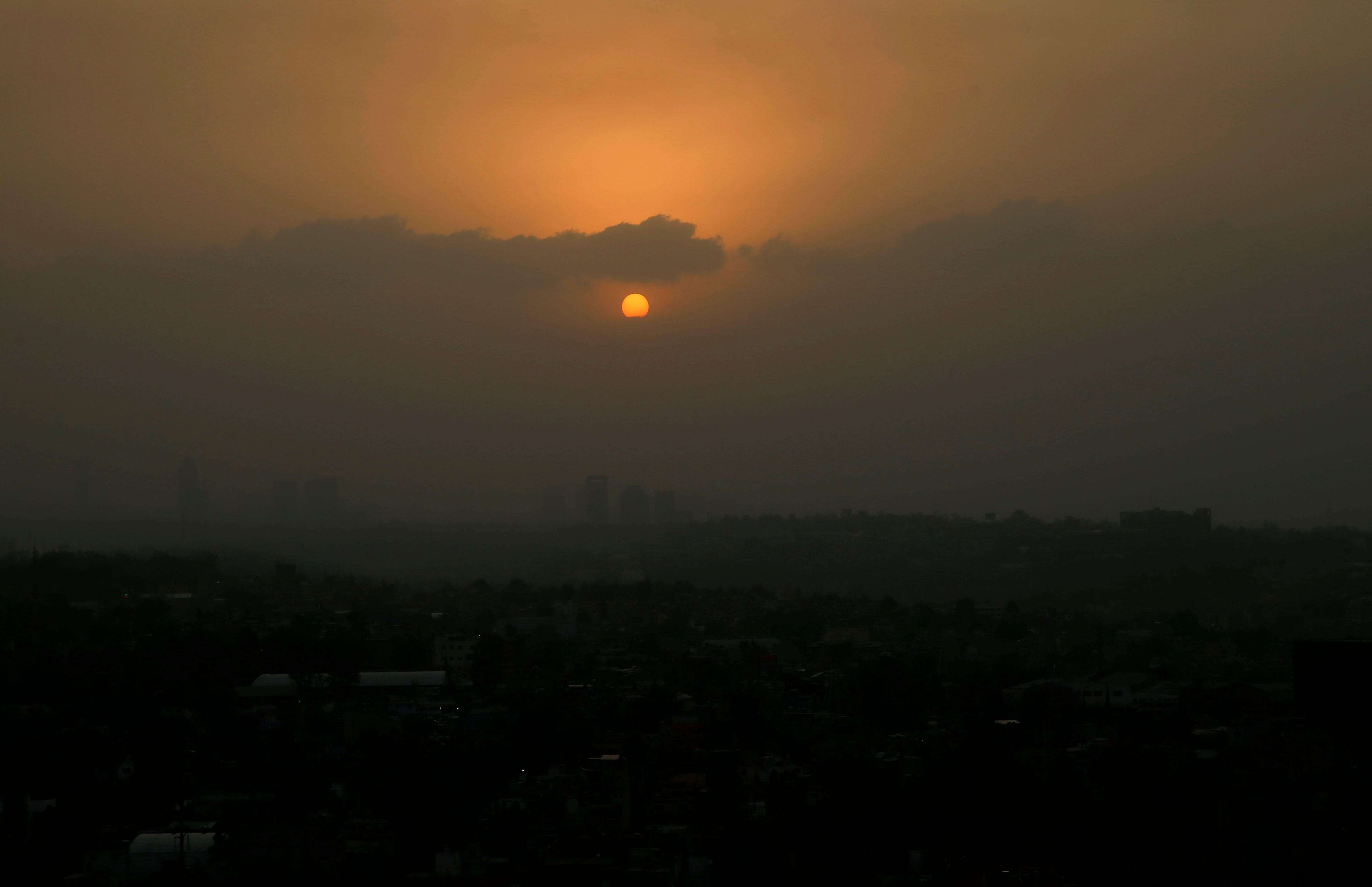 Mexico City air pollution spikes to 6 times acceptable limit 1