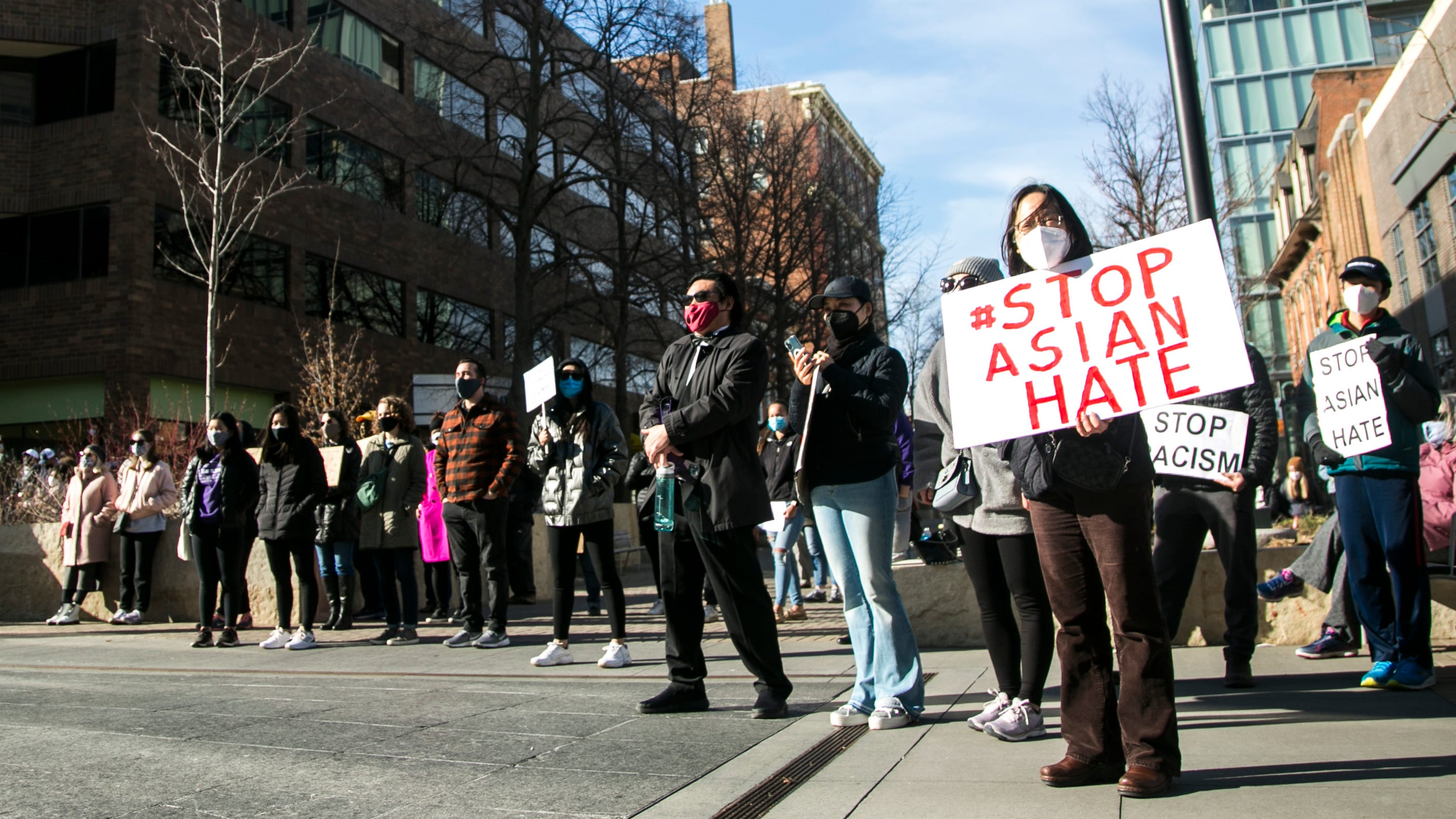 www.amestrib.com: Will more hate crime laws help #StopAsianHate? Not all Asian Iowans agree