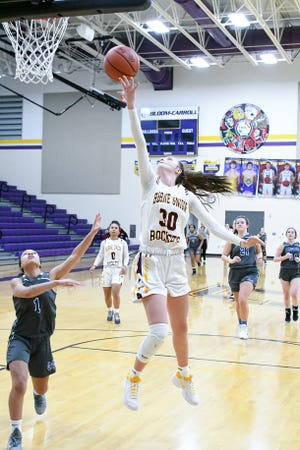 Berne Union senior Bella Kline was named Division IV first team All-Ohio by the Ohio Prep Sports Writers Association on Monday. It marks the fourth consecutive year she has earned All-Ohio honors, and the second straight she was named first team.