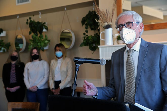 Wisconsin Gov. Tony Evers has announced he will seek a second term.