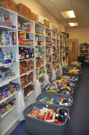 """As snowbirds head up north, they are being encouraged to donated the items in their pantry and refrigerator to the Bonita Springs Assistance Office or to the """"Donated not Wasted"""" food rescue campaign, that has drop off sites throughout Lee County."""