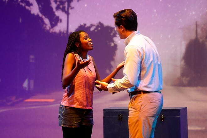 """""""A Town Divided,"""" an original interpretation of 'Romeo and Juliet,' examines the racial divide in our city."""