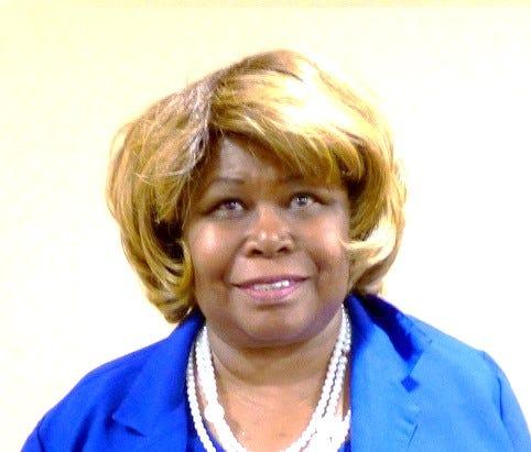 Betty Ann Halliburton, EPISD District 4 candidate.