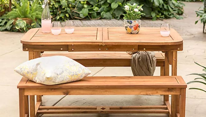 These patio deals will have you ready for spring in no time.