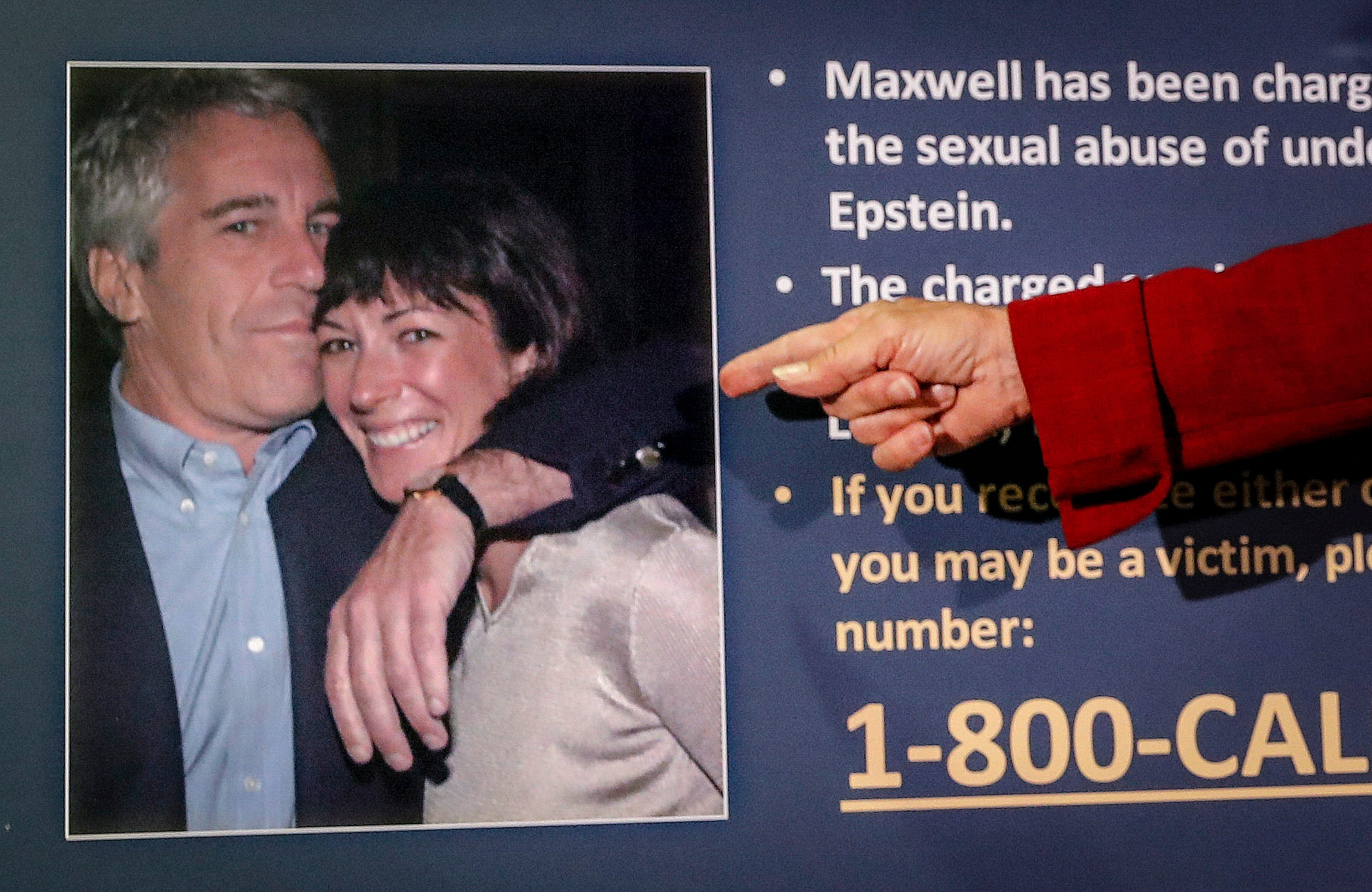 Lawsuit alleges woman was raped at Naples hotel by Jeffrey Epstein and Ghislaine Maxwell in 2008 3