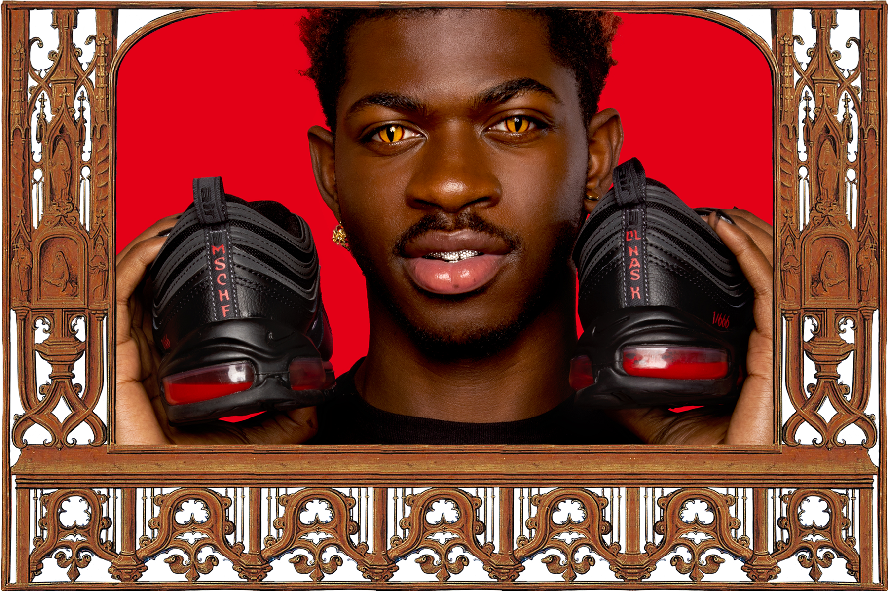 Lil Nas X's Satan Shoes halted for now after Nike sues designer MSCHF