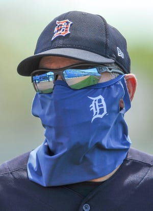 Face coverings will not be required for players and coaches on teams that have been largely vaccinated, according to a new memo sent by MLB to teams.