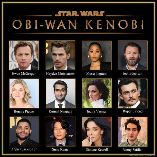 """Бросать """"Оби-Ван Кеноби."""""""
