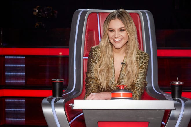 "Kelsea Ballerini on ""The Voice."""