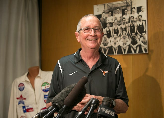 Texas men's swim coach Eddie Reese decided to unretire Thursday after calling it quits back in March. Reese captured his 15th national championship this year.