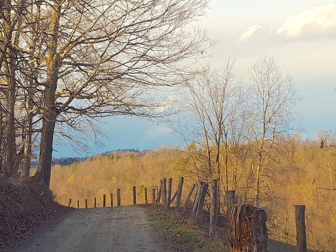 The roads near the Mohican River around Greer and Brinkhaven are among the most scenic in Ohio.
