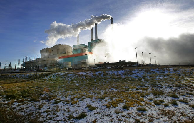The Colstrip power plant in southeast Montana is a major economic driver in the town where it's located, and state lawmakers are trying to keep it open.