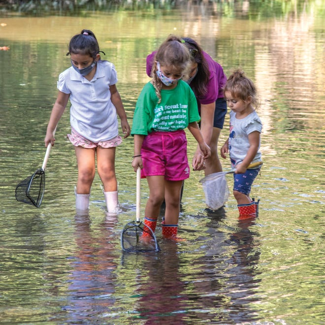Girl Scouts of Ohio's Heartland is offering multiple camps throughout the summer that take place largely outdoors.