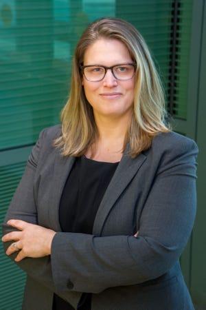 Ellen Johnson, vice president for enrollment management at Allegheny College