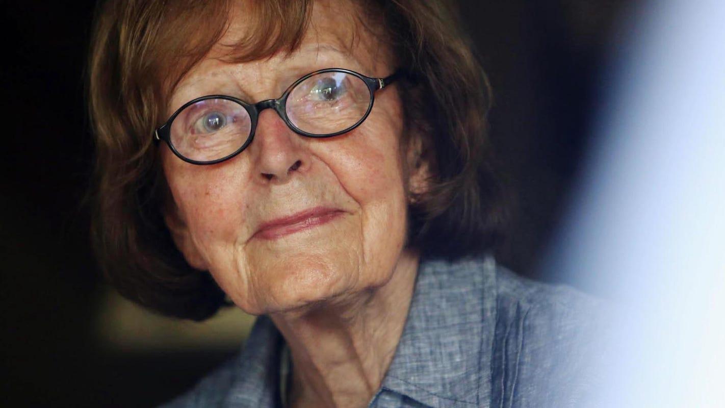 Elaine Baxter, former Iowa secretary of state, dies at 88