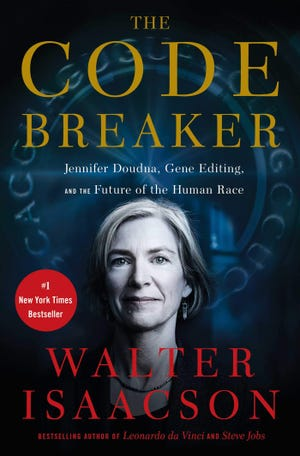 """""""The Code Breaker"""" by Walter Isaacson"""