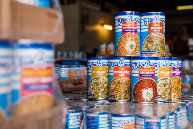 Blue Runner Foods, known for its line of Creole recipes, will expand its operations in Gonzales.