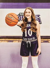 Rosepine freshman Kelly Norris and Many senior Cadillac Rhone each made the LSWA Class 2A all-state basketball team.