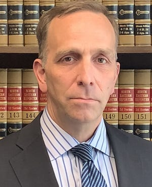 Nick Zimmerman will take over as Winnebago County public defender on April 24, 2021.