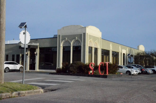 The northwest corner of 9th Street and Louisa. Home of South Central Industries.