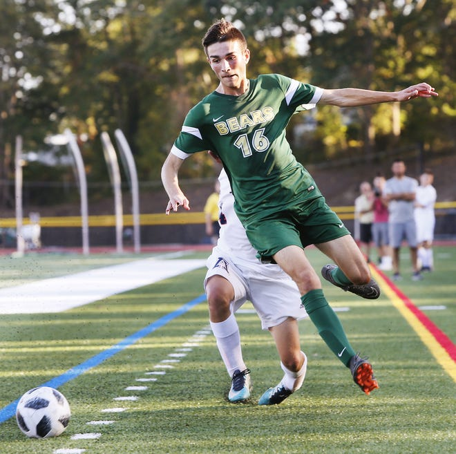 GNB Voc-Tech's Dominek Borden is one of the top returning players in the 2021 Fall 2 season.
