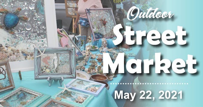 The Rehoboth Beach-Dewey Beach Chamber of Commerce will host its 2021 Outdoor Market from 10 a.m. to 2 p.m. May 22 in the parking lot of Jungle Jim's, 36944 Country Club Road, Rehoboth Beach.