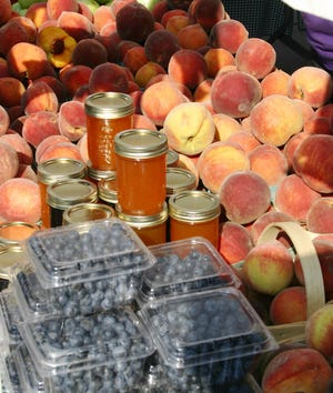 Jams and jellies are among the items authorized for sale under Alabama's Cottage Food Law.