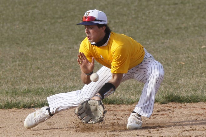 Upper Arlington senior shortstop Philip Vilardo is one of two key players back from the 2019 team that reached a regional final and finished 21-10 overall.