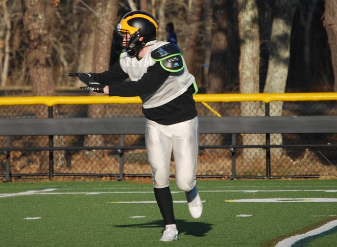 Nauset lost their opener 20-7 to Falmouth last Saturday.